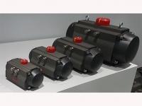 KVC Rack & Pinion Actuator